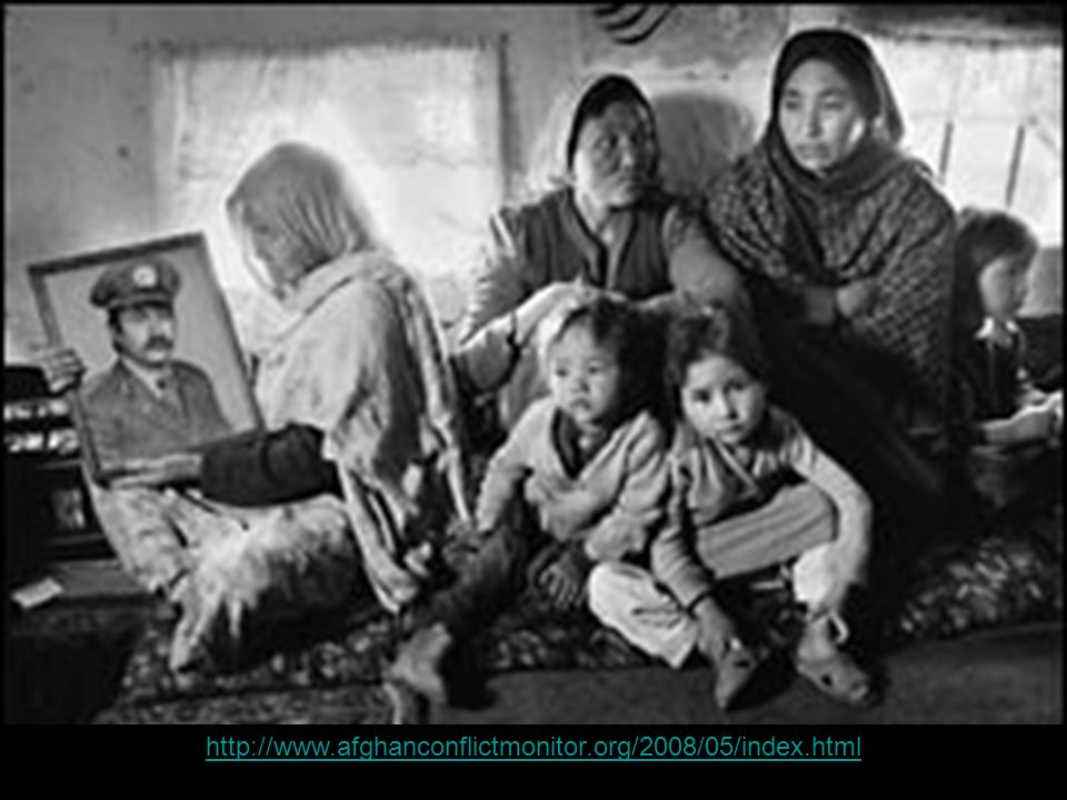 The Hazaras Afghans poorest group in 1996 http://www.afghanconflictmonitor.org/2008/05/index.html