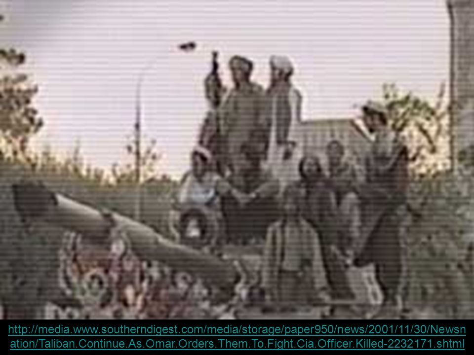Taliban Conquer Kabul Sept.