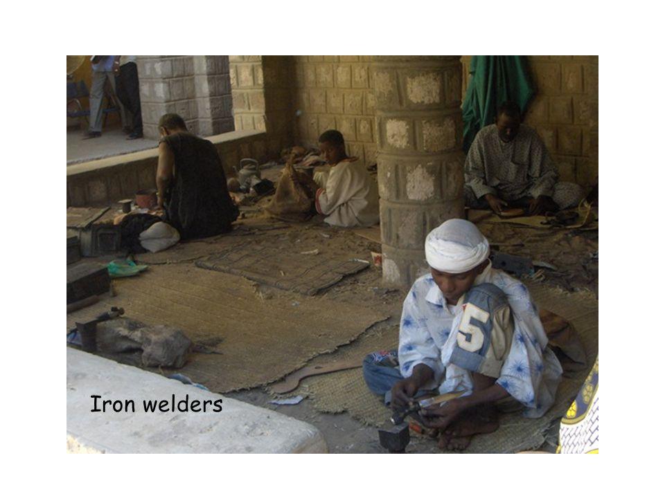 Iron welders