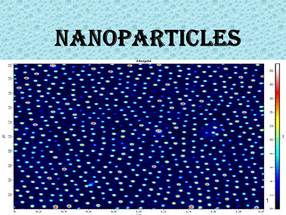 Nanoparticles 1