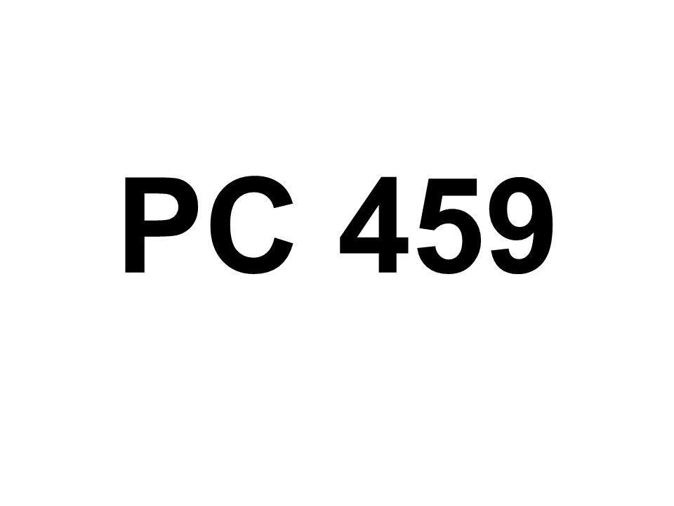 PC 459
