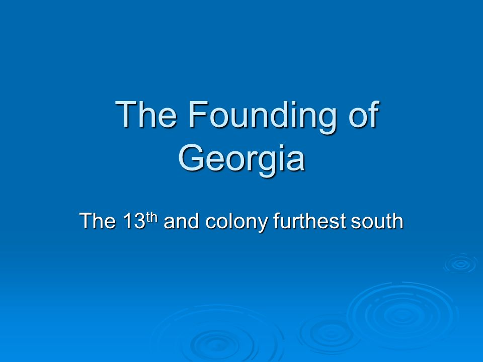 Geography Georgias Boundaries Georgias Boundaries Georgia is in between the Altamaha and Savannah River.