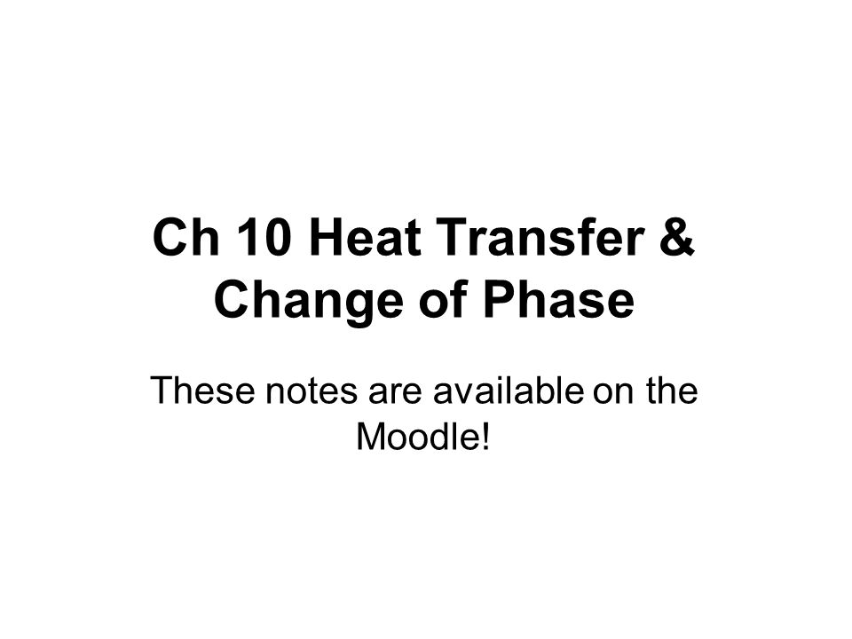 10.1 Conduction Conduction- transfer of heat E by the collisions between particles in a substance.