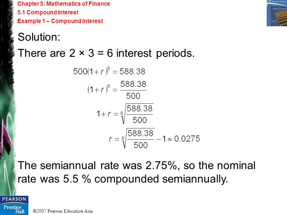 2007 Pearson Education Asia The next two general types of time value problems involve annuities An annuity is an amount of money that occurs (received or paid) in equal amounts at equally spaced time intervals.