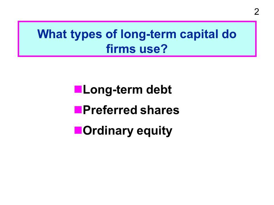 13 Example: r ps = 9% r d = 10%T = 23% r ps, AT = r ps - r ps (1 - 0.7)(T) = 9% - 9%(0.3)(0.23) = 8.38% r d, AT = 10% - 10%(0.23) = 7.70% A-T Risk Premium on Preferred = 0.68%