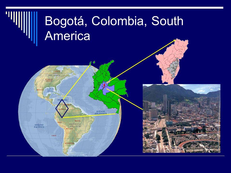 Bogotá, Colombia, South America