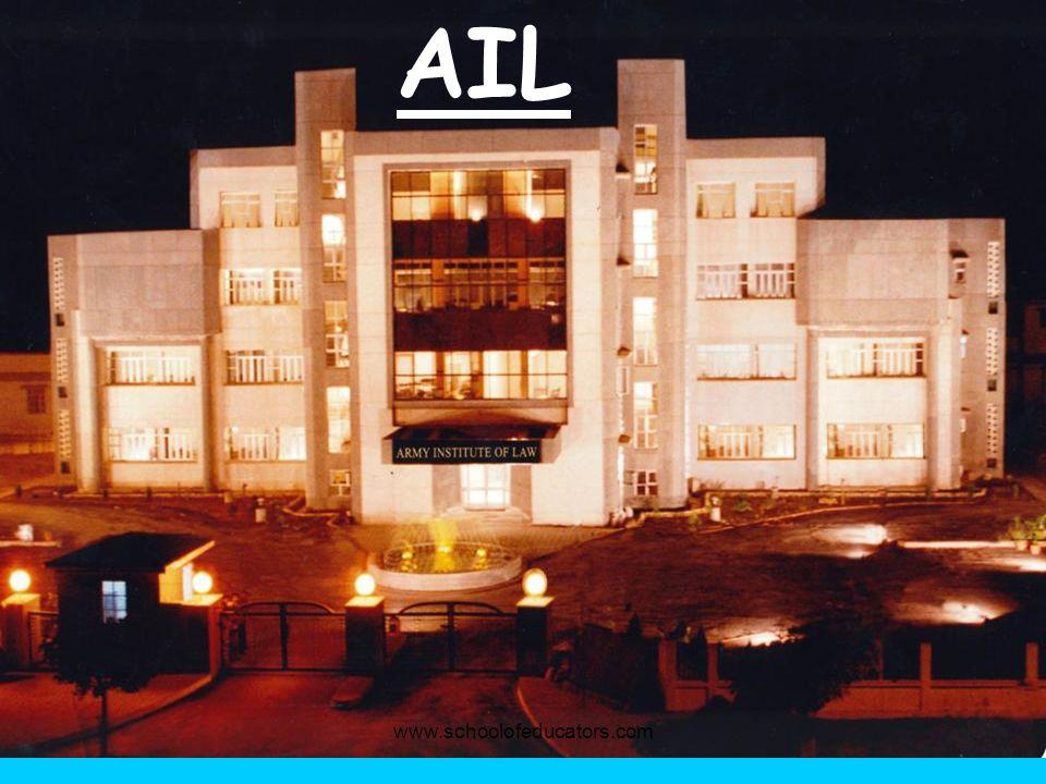 AIL www.schoolofeducators.com