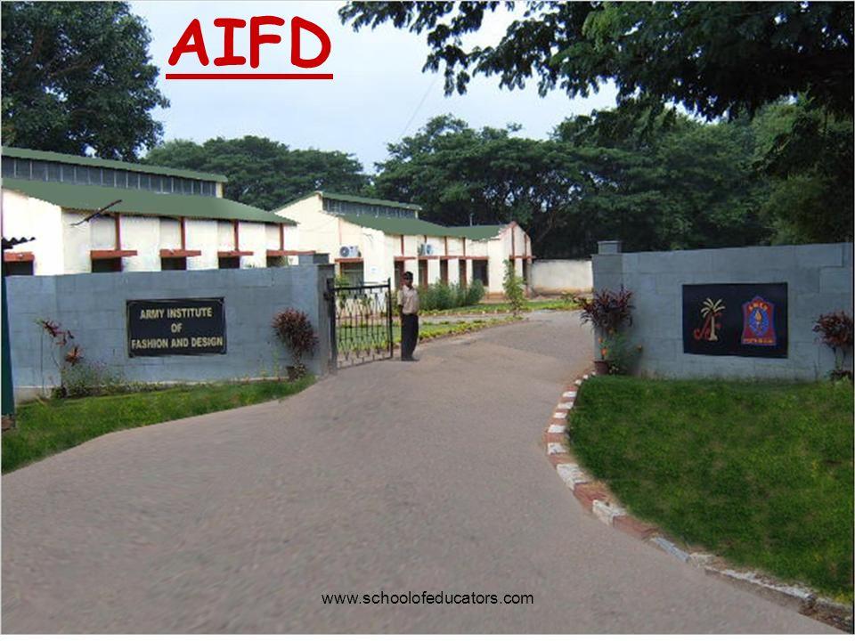 AIFD www.schoolofeducators.com