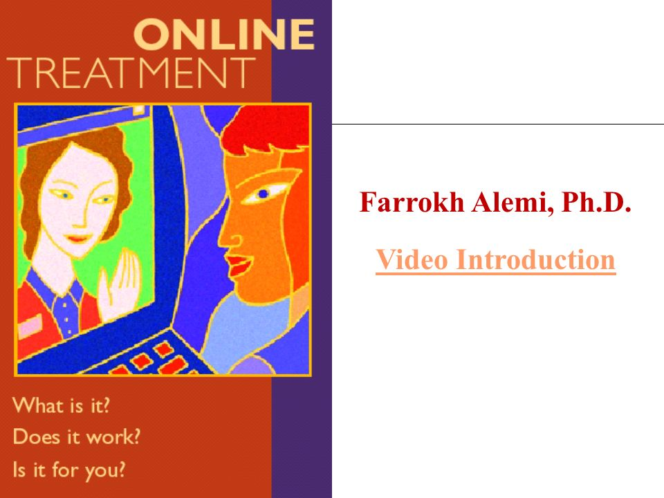 Farrokh Alemi, Ph.D. Video Introduction