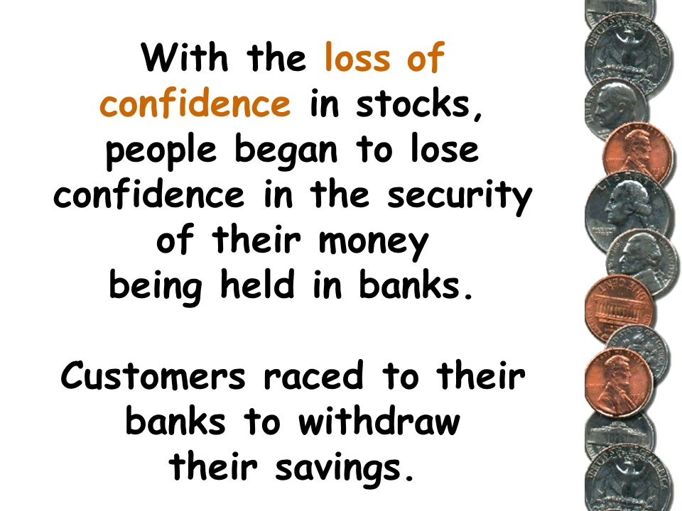 More Poor Banking Policies…