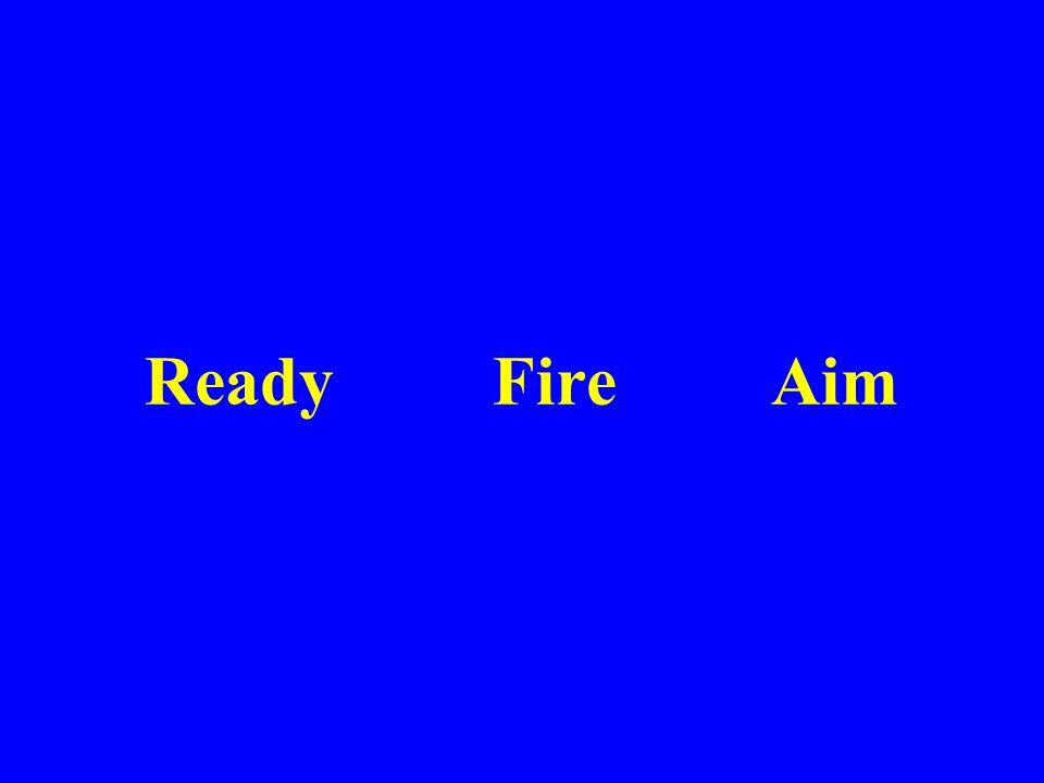 Ready FireAim