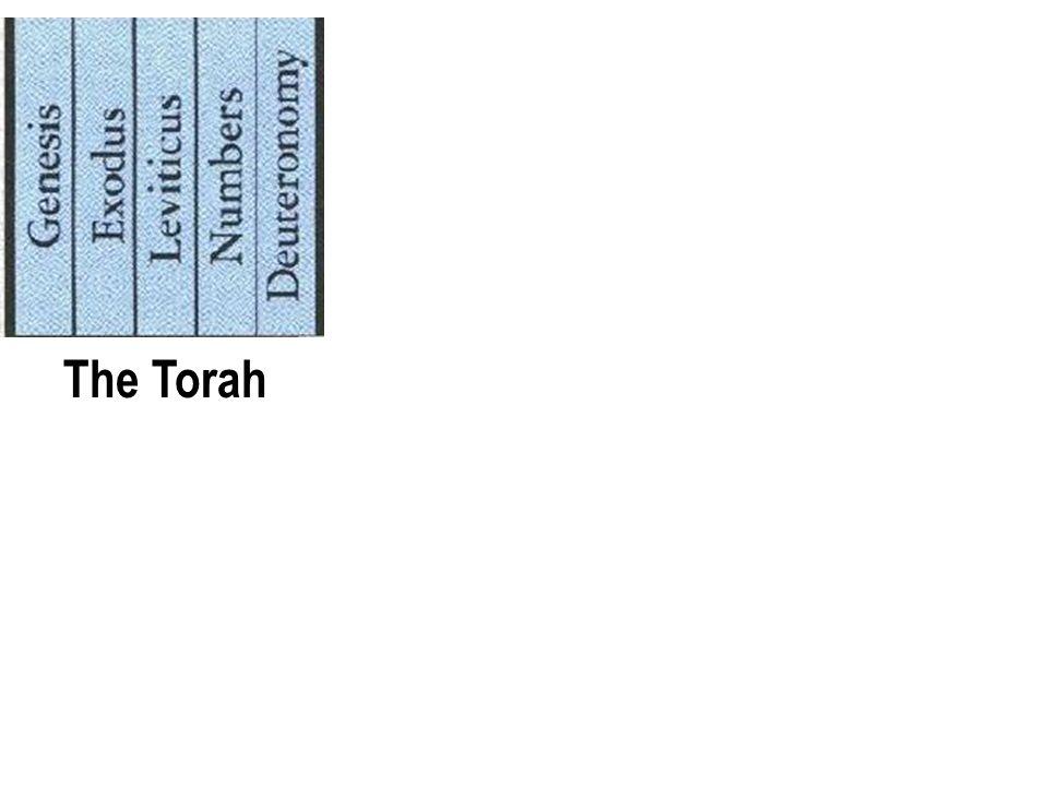 Old Testament Books The Torah
