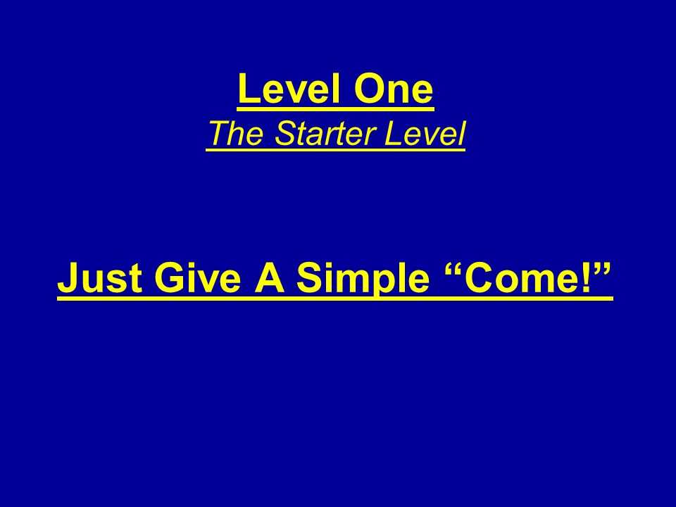 Just Give A Simple Come! The Starter Level One of these days, why dont you go to _________ with me?