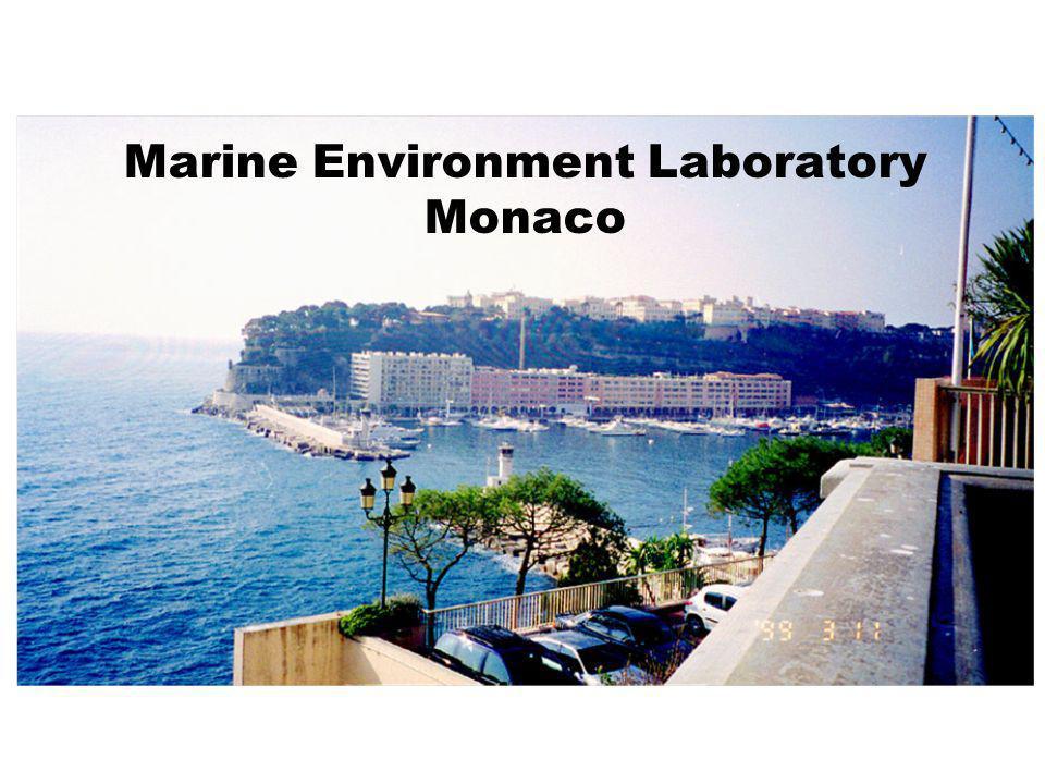 Marine Environment Laboratory Monaco