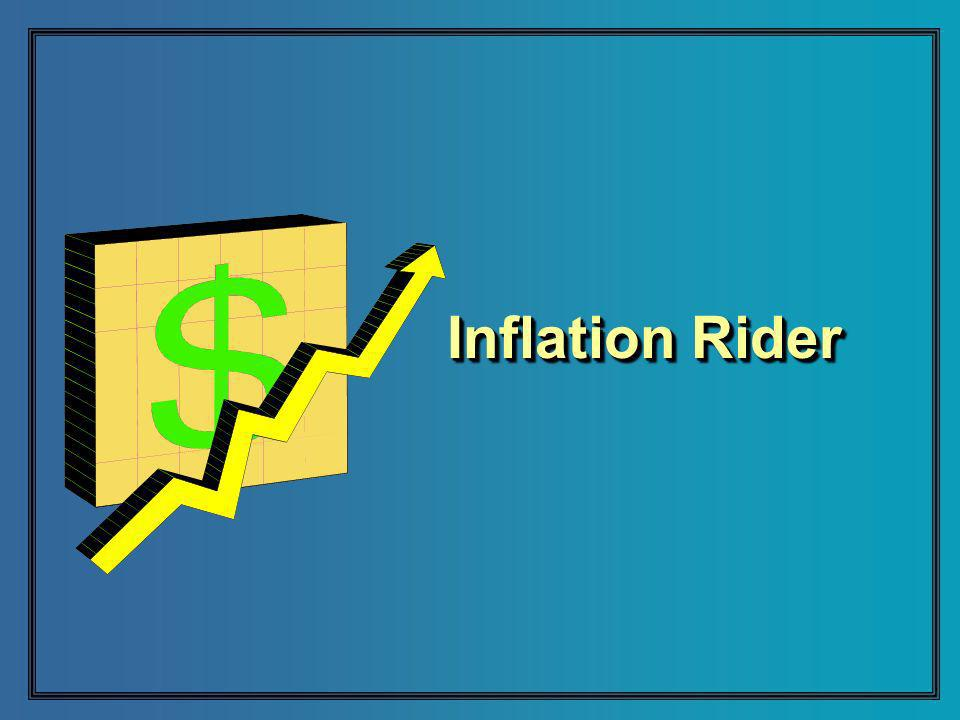 Inflation Rider