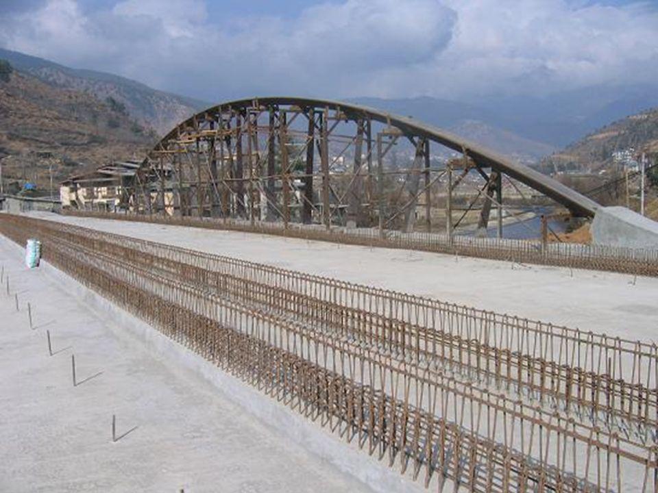 Bang Pakong Bridge, Thailand Girder Sections I-Girder of Lengths 25 m and 35 m