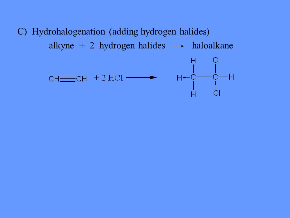Reactions of Aromatics 1.Substitution A)With Halogens benzene + halogen halobenzene + hydrogen halide