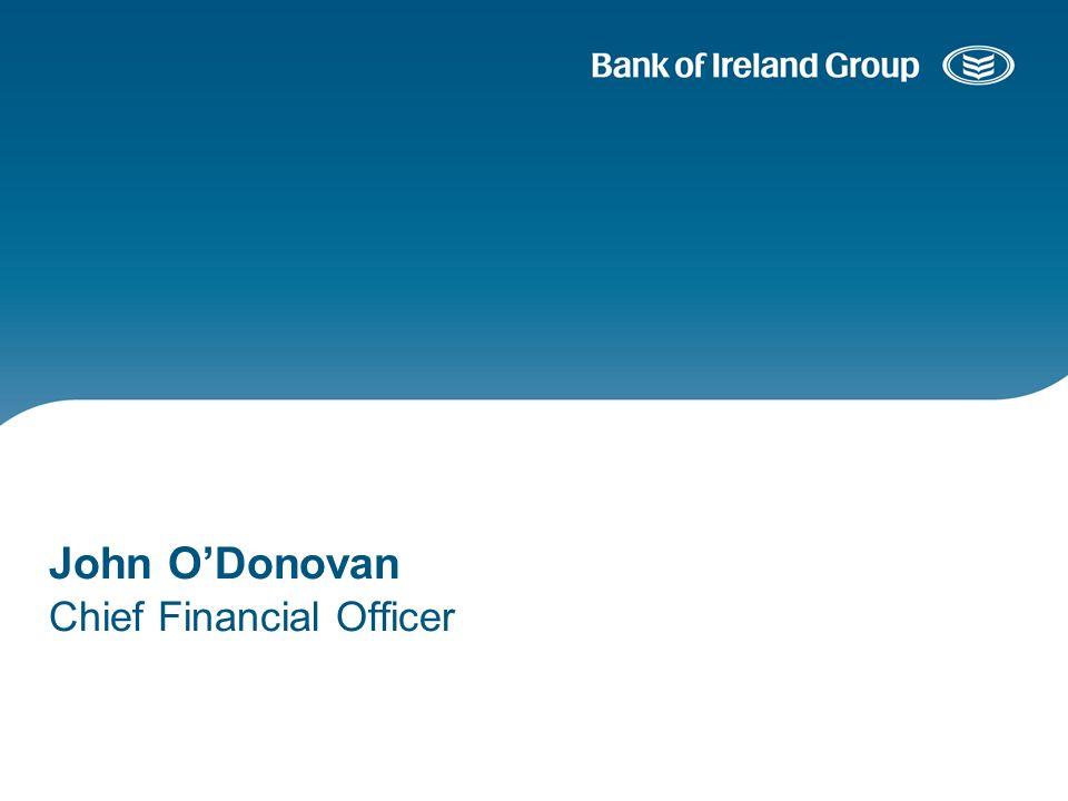Chief Financial Officer John ODonovan