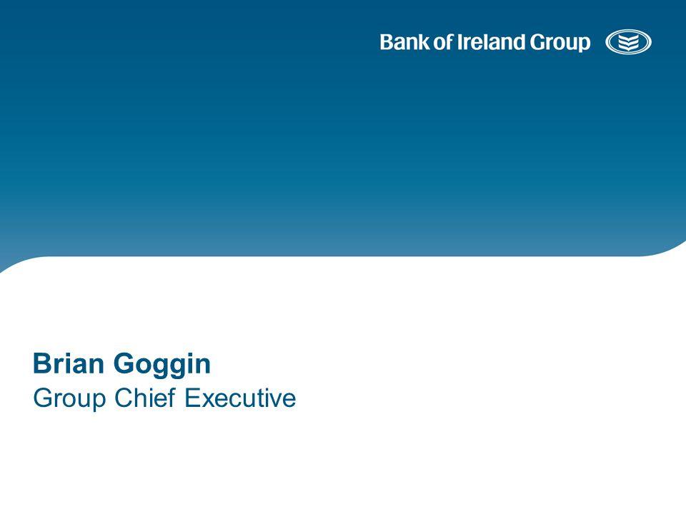 Brian Goggin Group Chief Executive