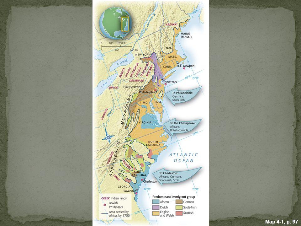 Map 4-1, p. 97