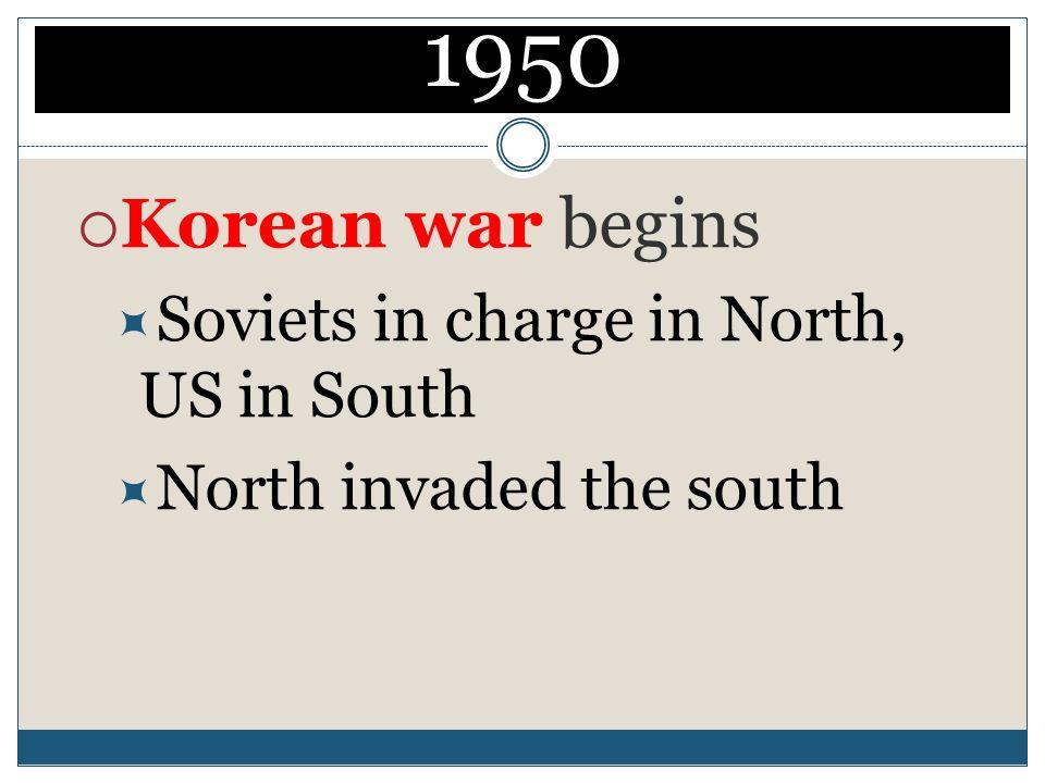 COLD WAR CONFLICTS: KOREA & VIETNAM