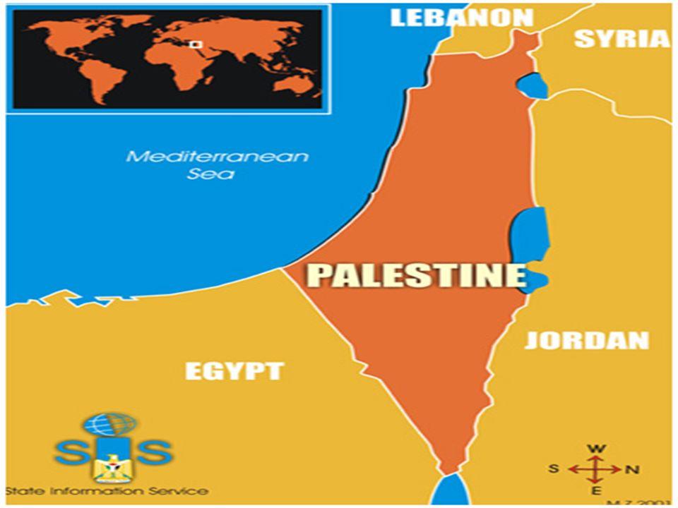 Palestine/Israel: Post World War II Conflicts