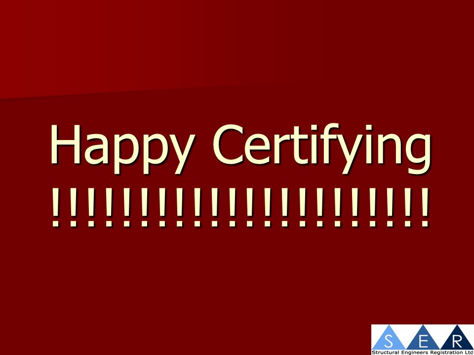 Happy Certifying !!!!!!!!!!!!!!!!!!!!!!