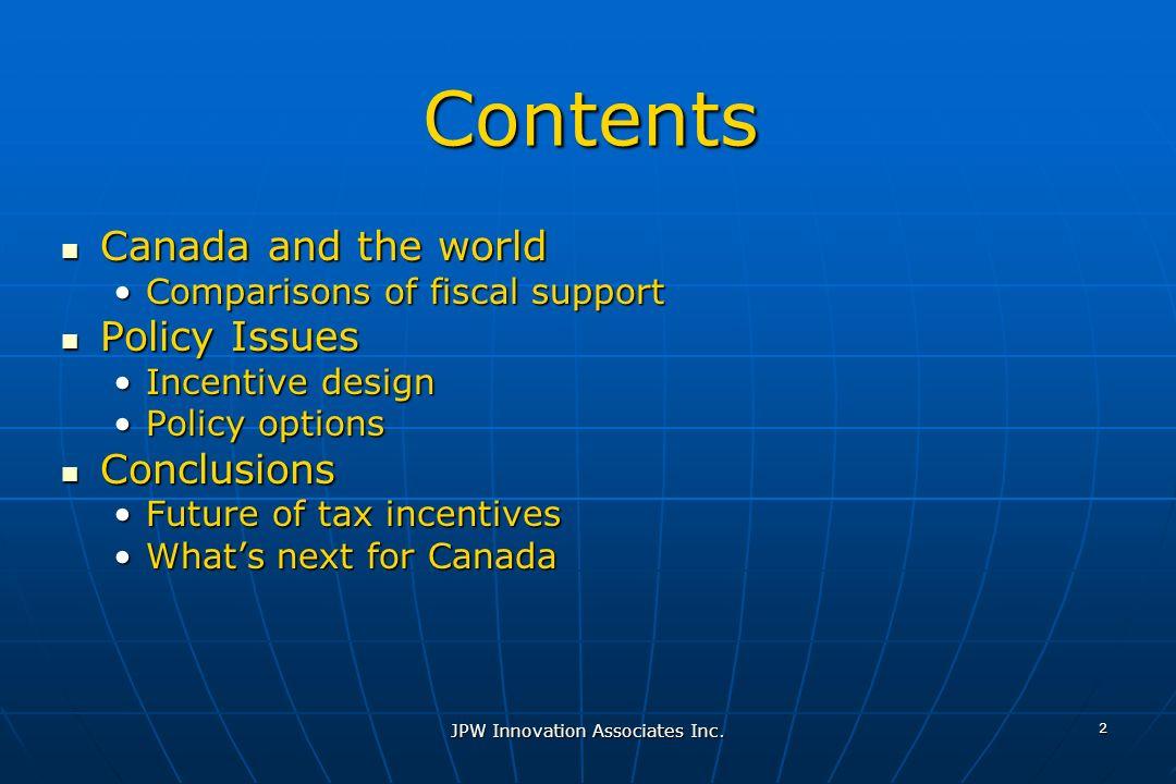 JPW Innovation Associates Inc.