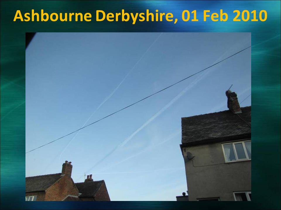 Ashbourne Derbyshire, 01 Feb 2010