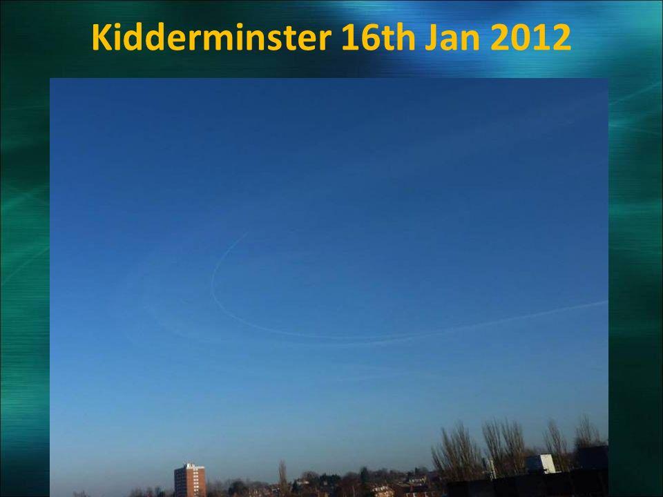 Kidderminster 16th Jan 2012
