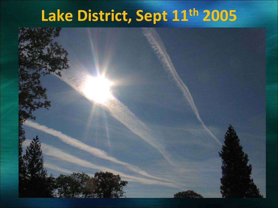 Lake District, Sept 11 th 2005