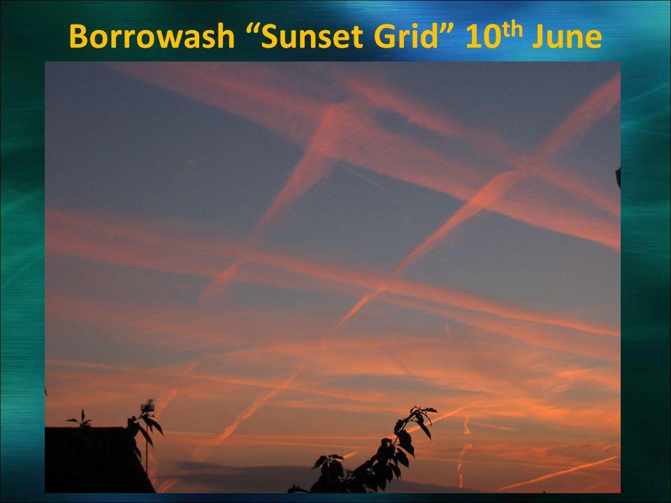 Borrowash Sunset Grid 10 th June 2005