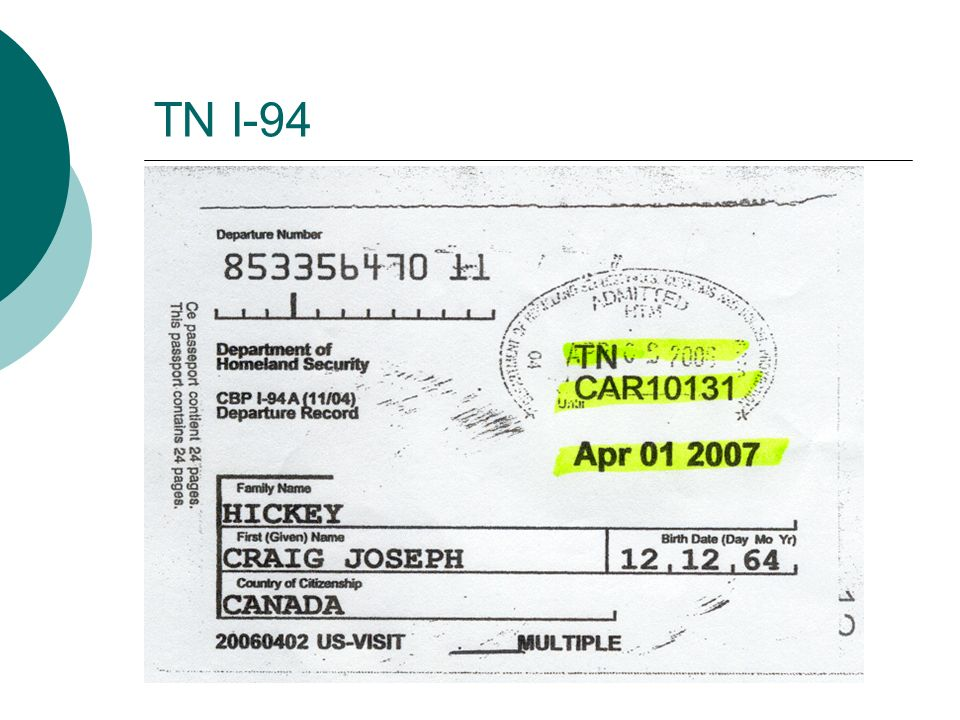 TN I-94 Back