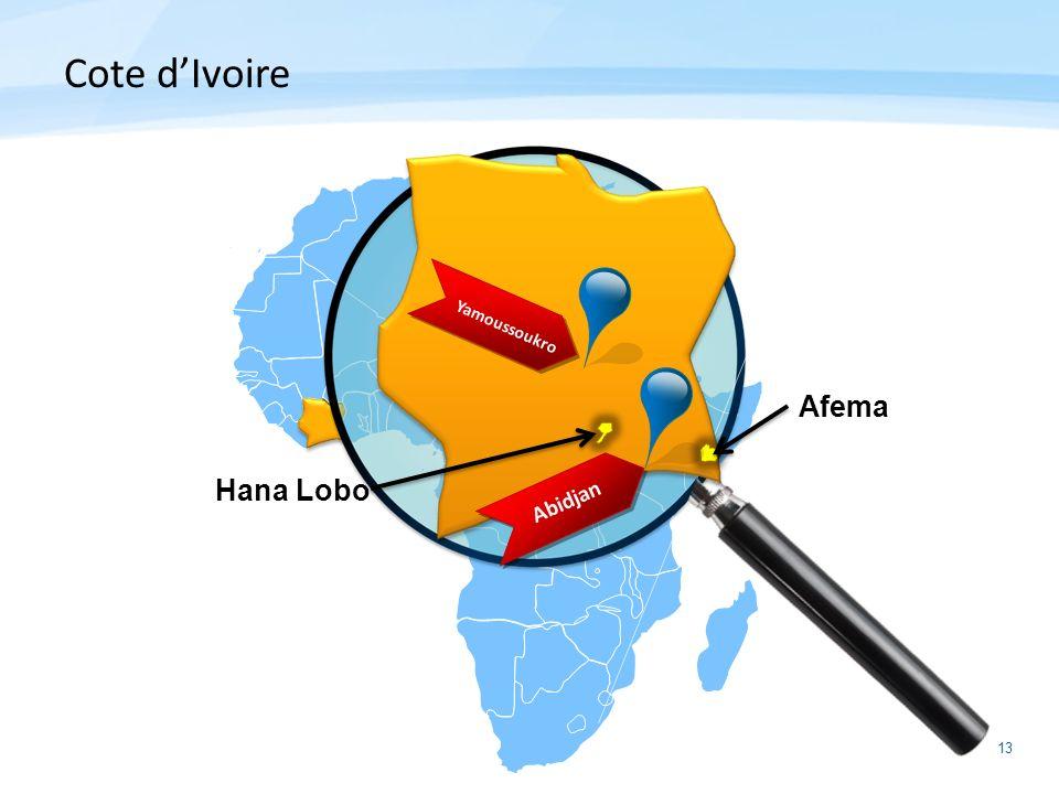 13 Afema Hana Lobo Yamoussoukro Abidjan Cote dIvoire