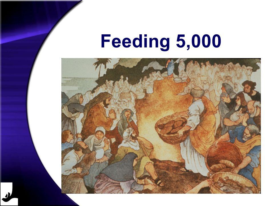 Feeding 5,000