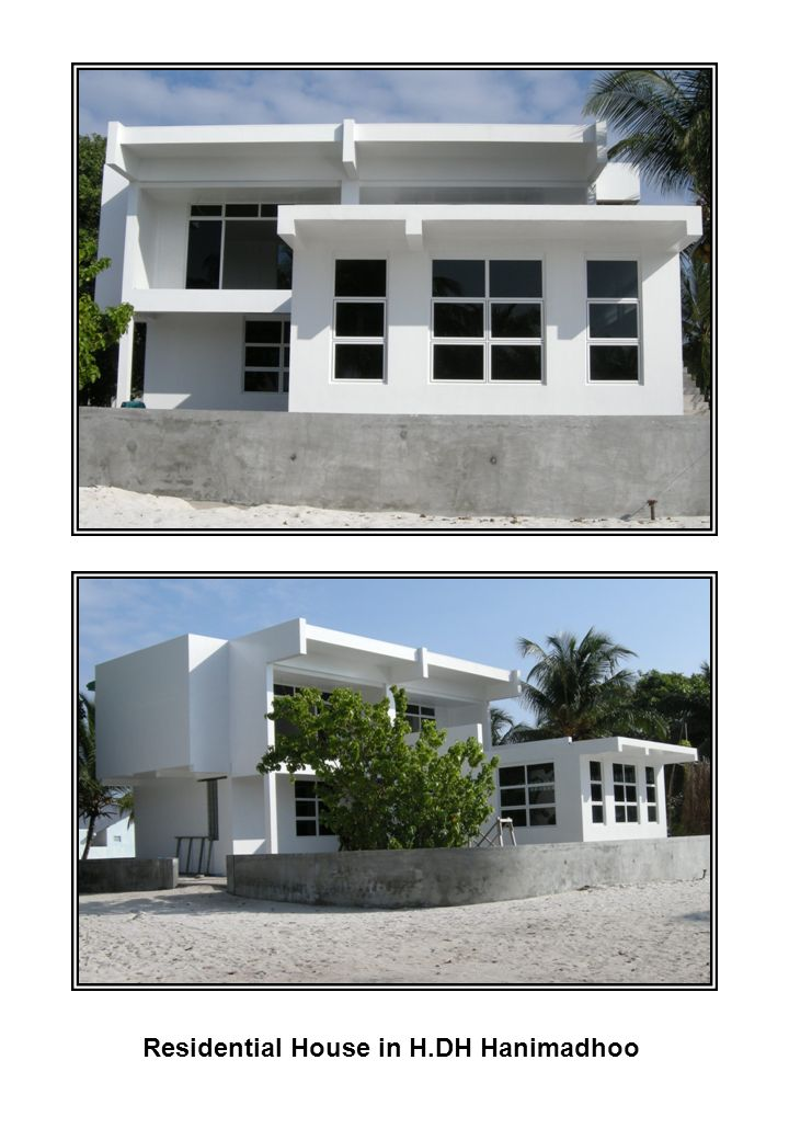 Residential House in H.DH Hanimadhoo