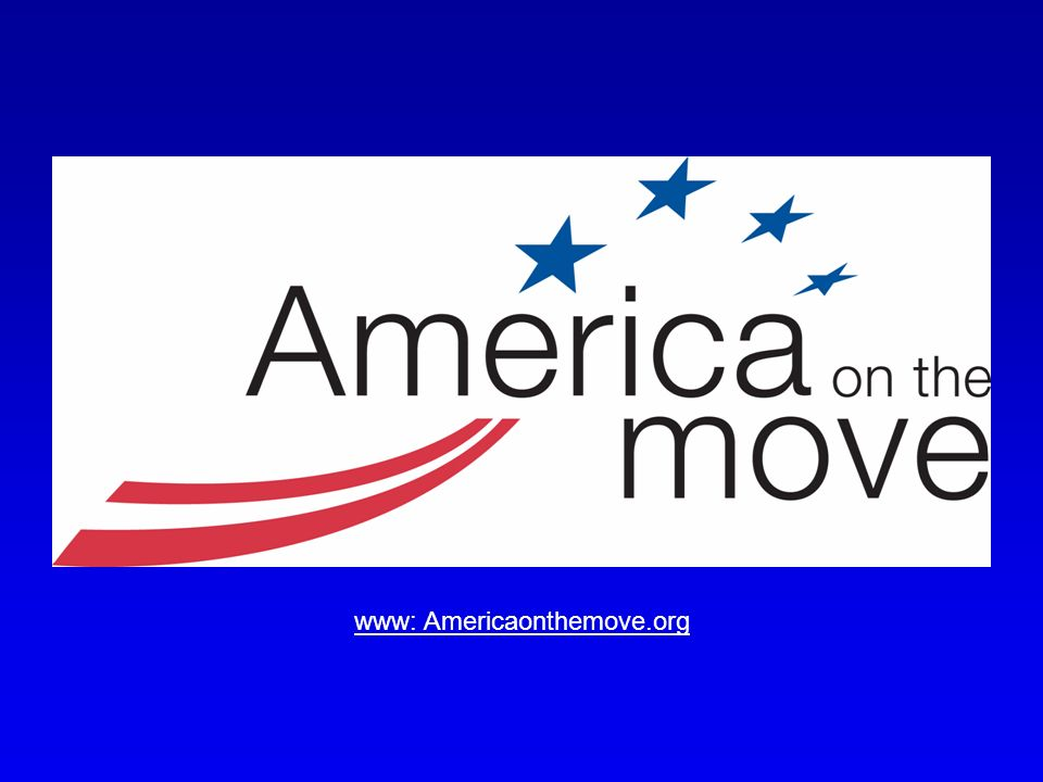 www: Americaonthemove.org