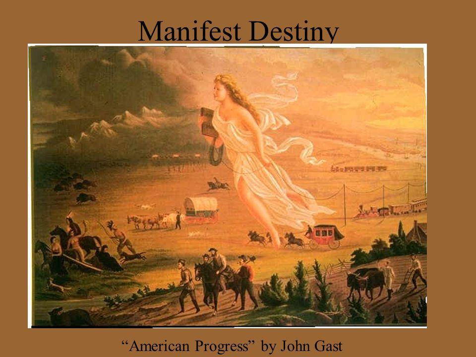 President of Manifest Destiny: James K. Polk AP United States History Mrs. DErrico