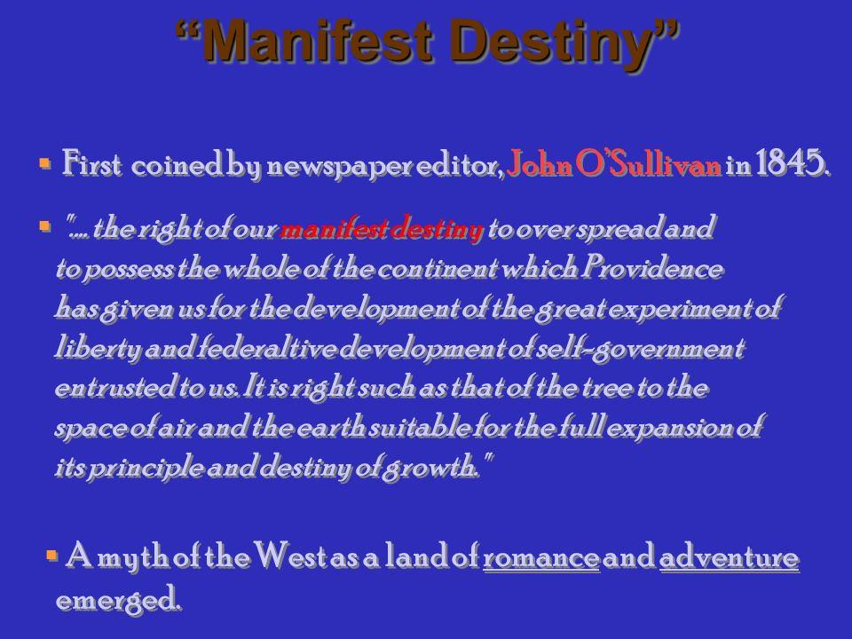 Manifest Destiny American Progress by John Gast