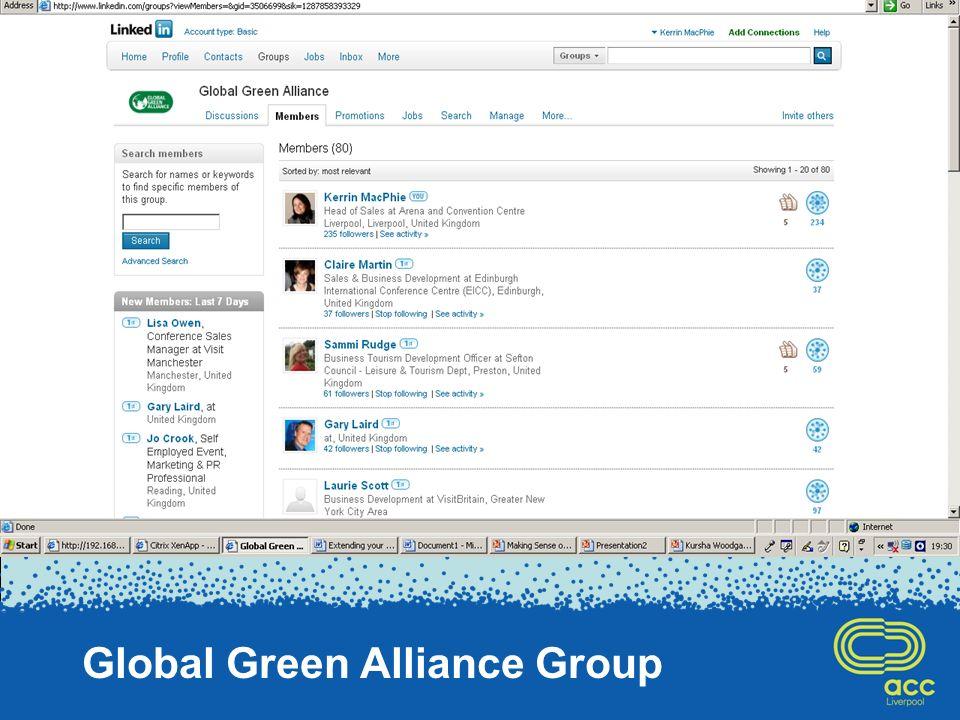 Global Green Alliance Group
