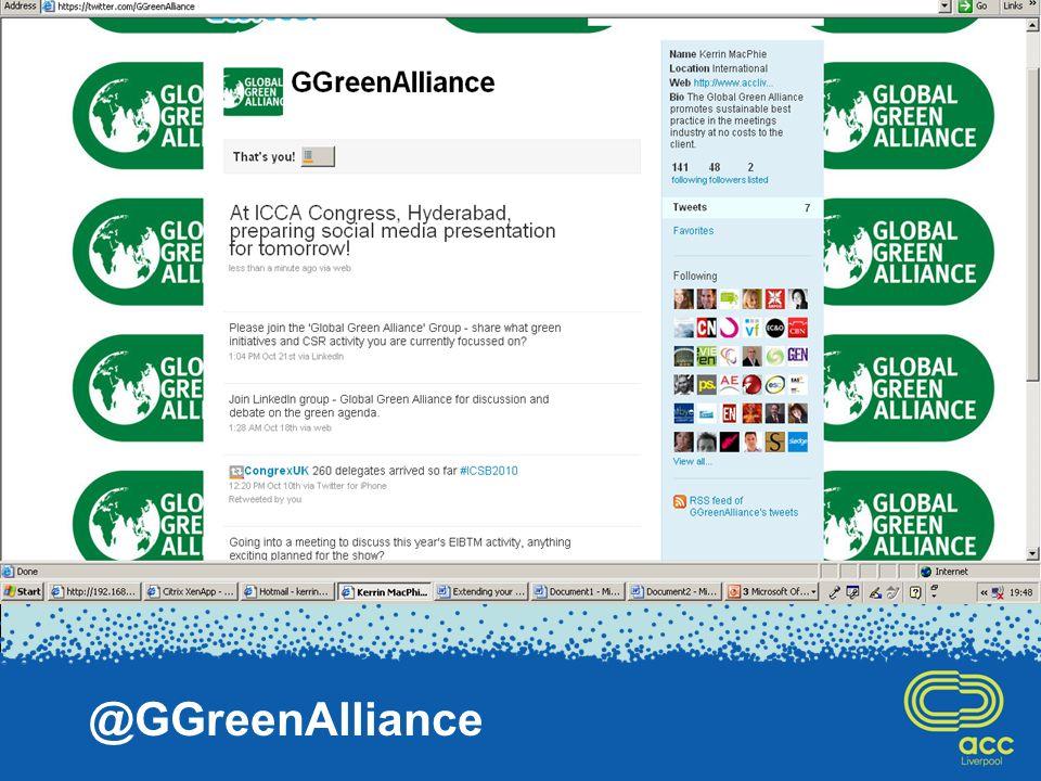 @GGreenAlliance