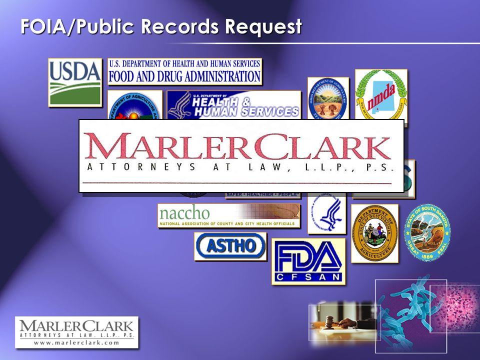 FOIA/Public Records Request