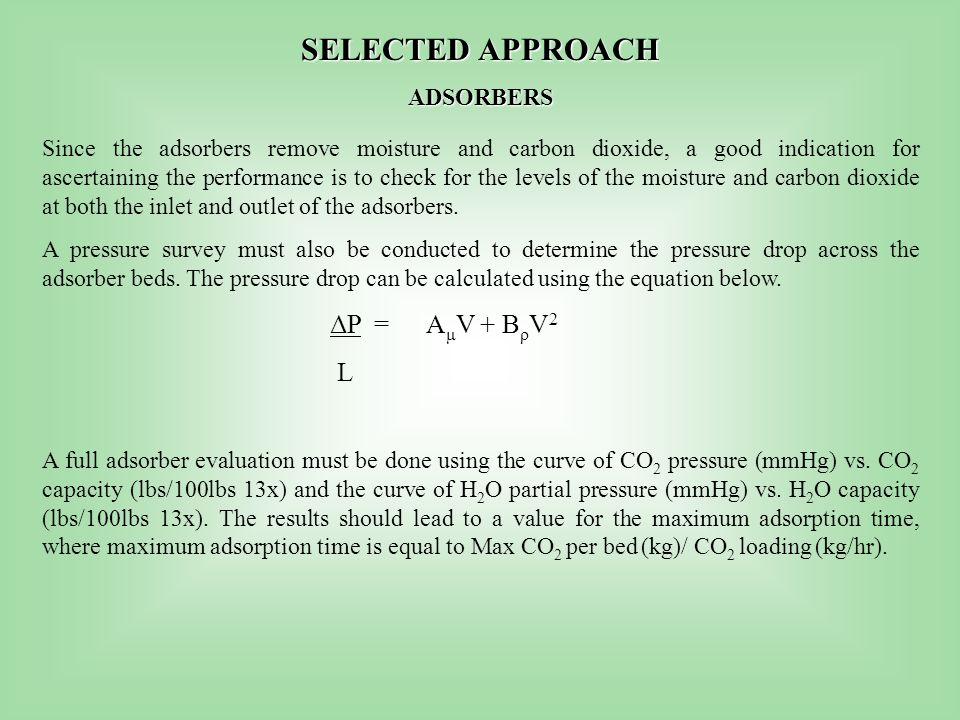 SELECTED APPROACH REFRIDGERATION UNIT Calculation of the coefficient of performance using the Perry approach COP = Net refrigeration effect / Heat of