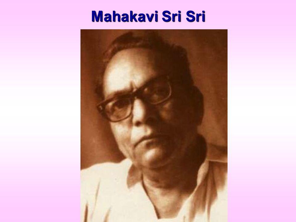 Mahakavi Sri Sri