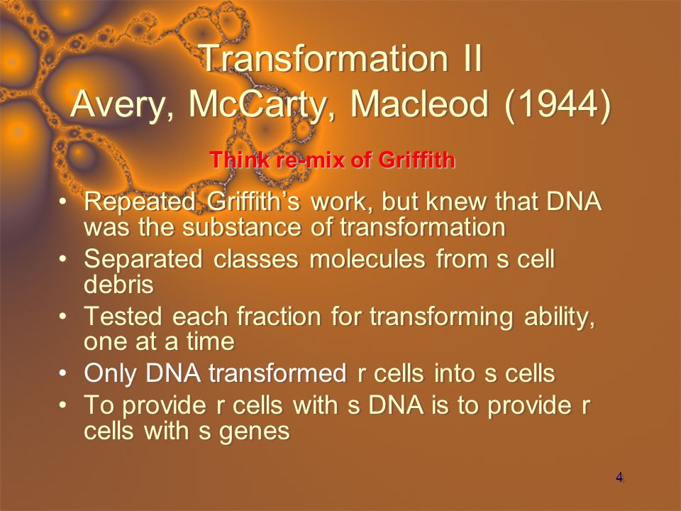15 Semi-conservative DNA Replication Matthew Meselsohn and Frank Stahl Half light and half heavy = medium weight This one would be one heavy and one light band