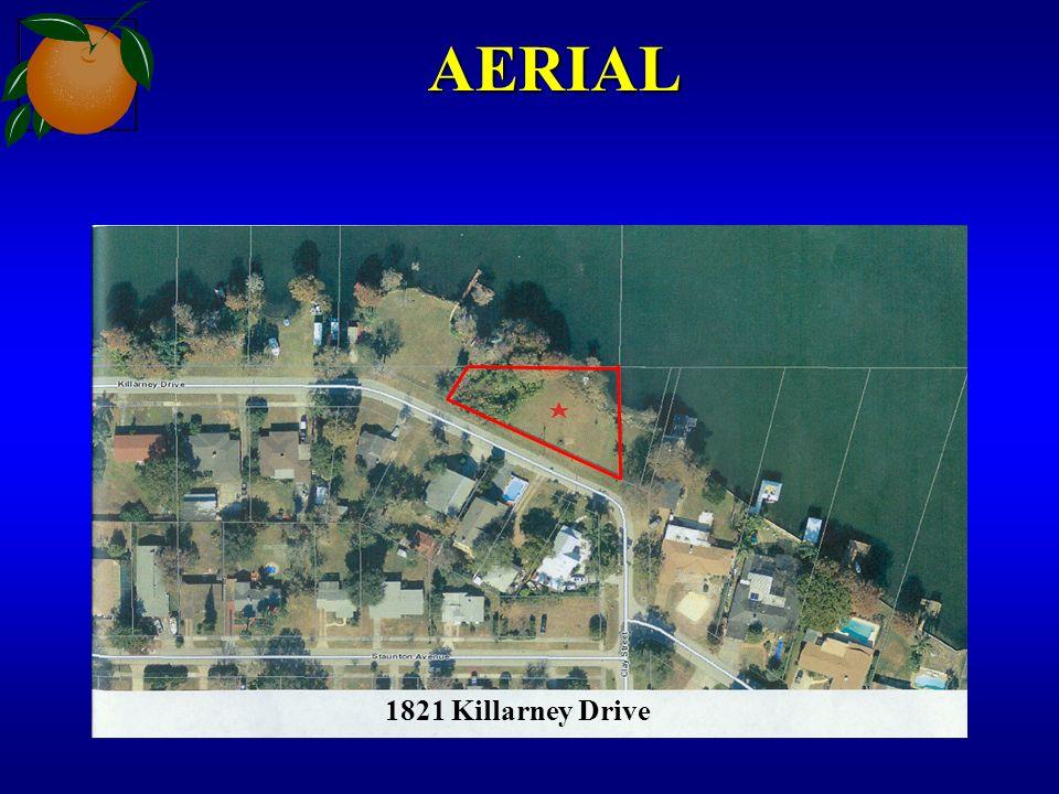 AERIAL 1821 Killarney Drive
