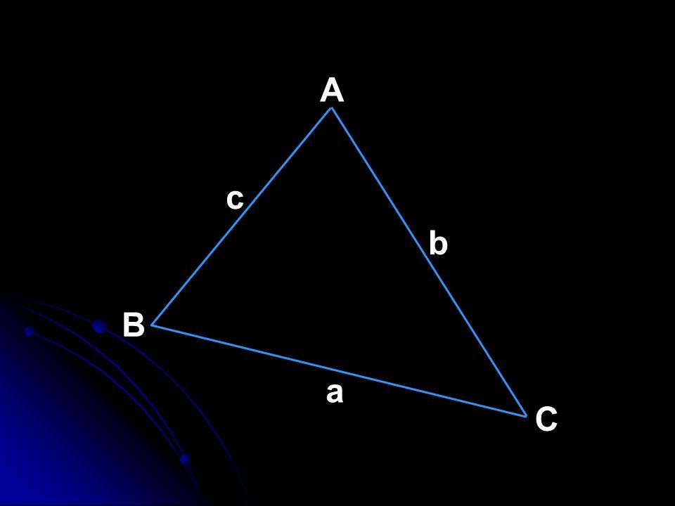 A a B b C c