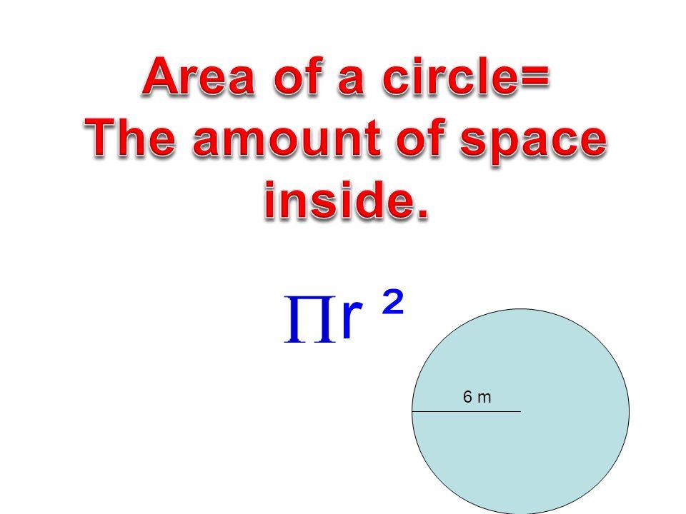 r ² 6 m