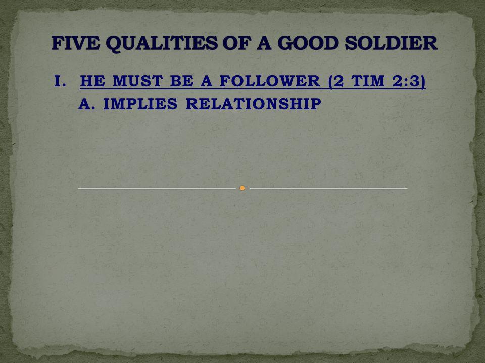 A. IMPLIES RELATIONSHIP