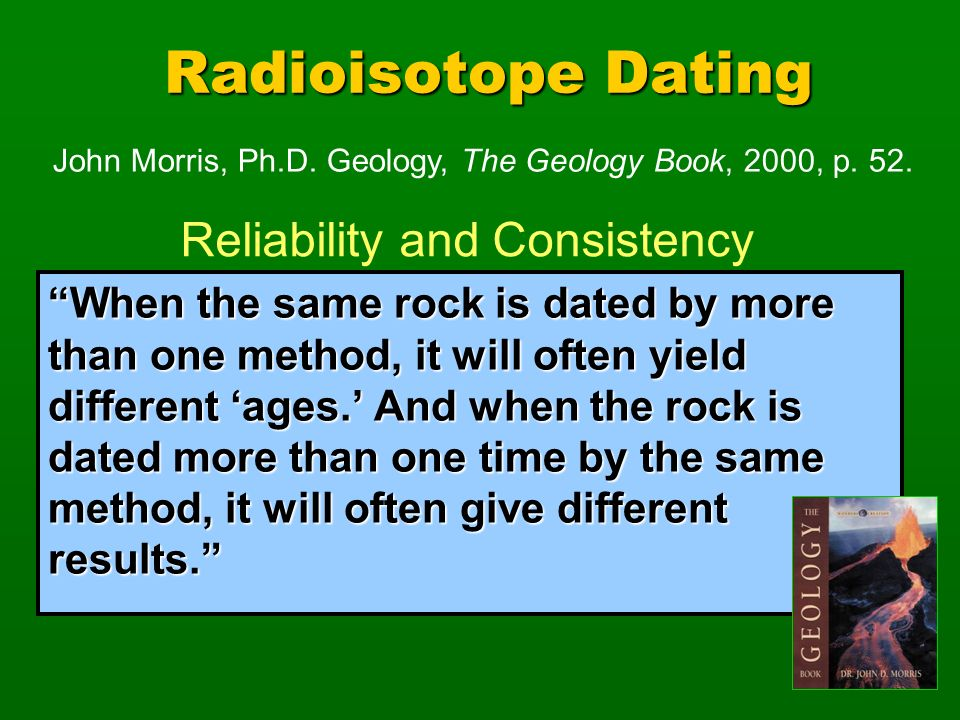 is carbon dating accurate and reliable